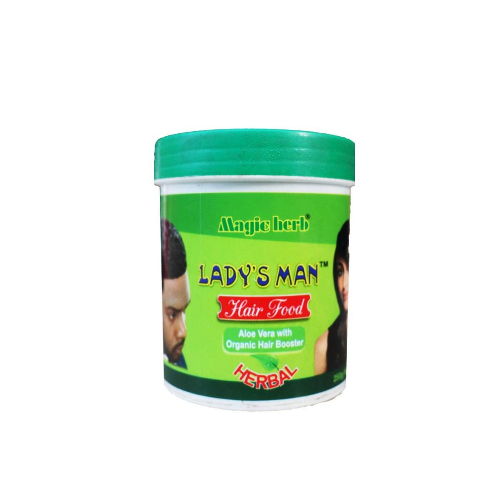 Magic Herb Lady's Man Hair Food 250g