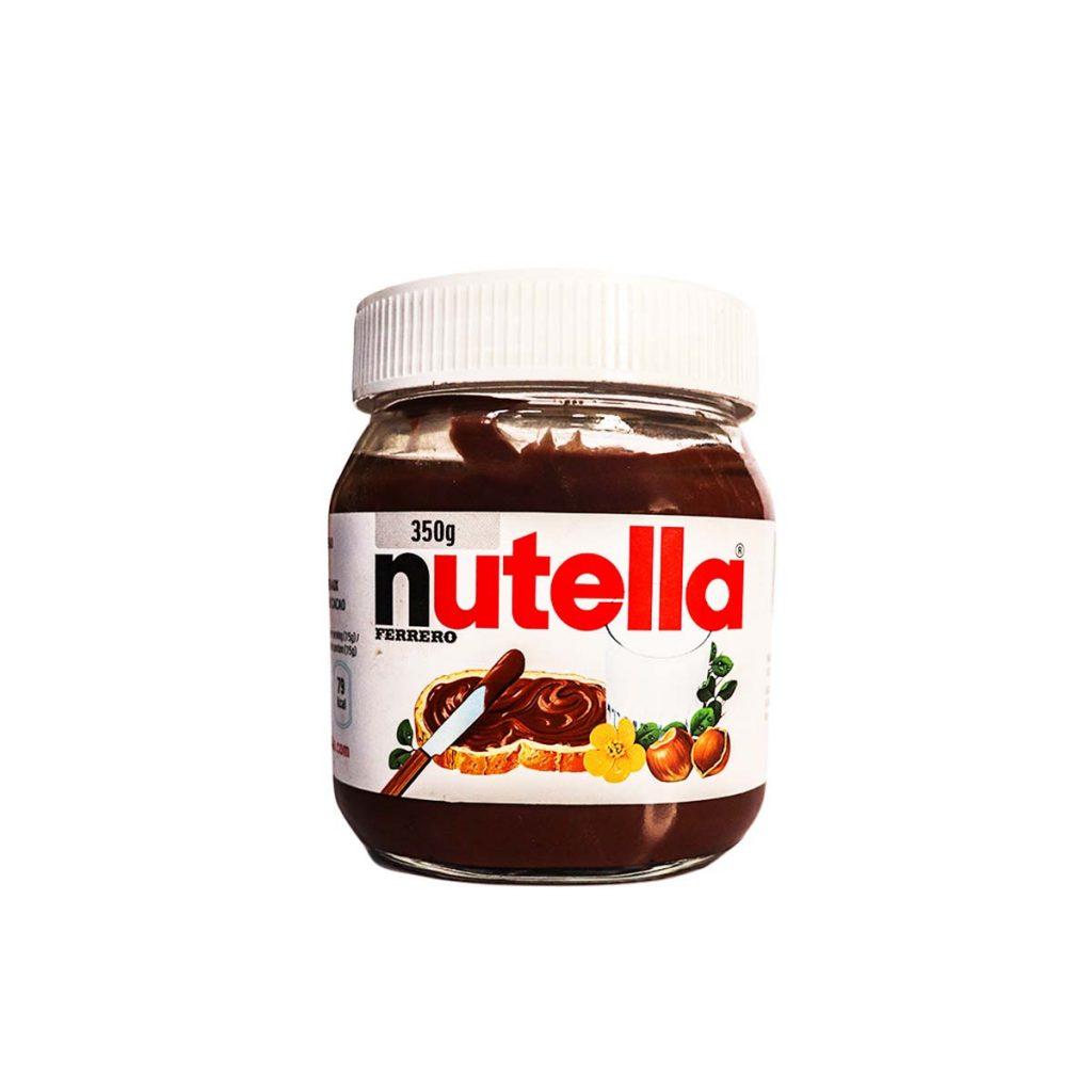 Nutella Hazelnut With Cocoa Spread 350g