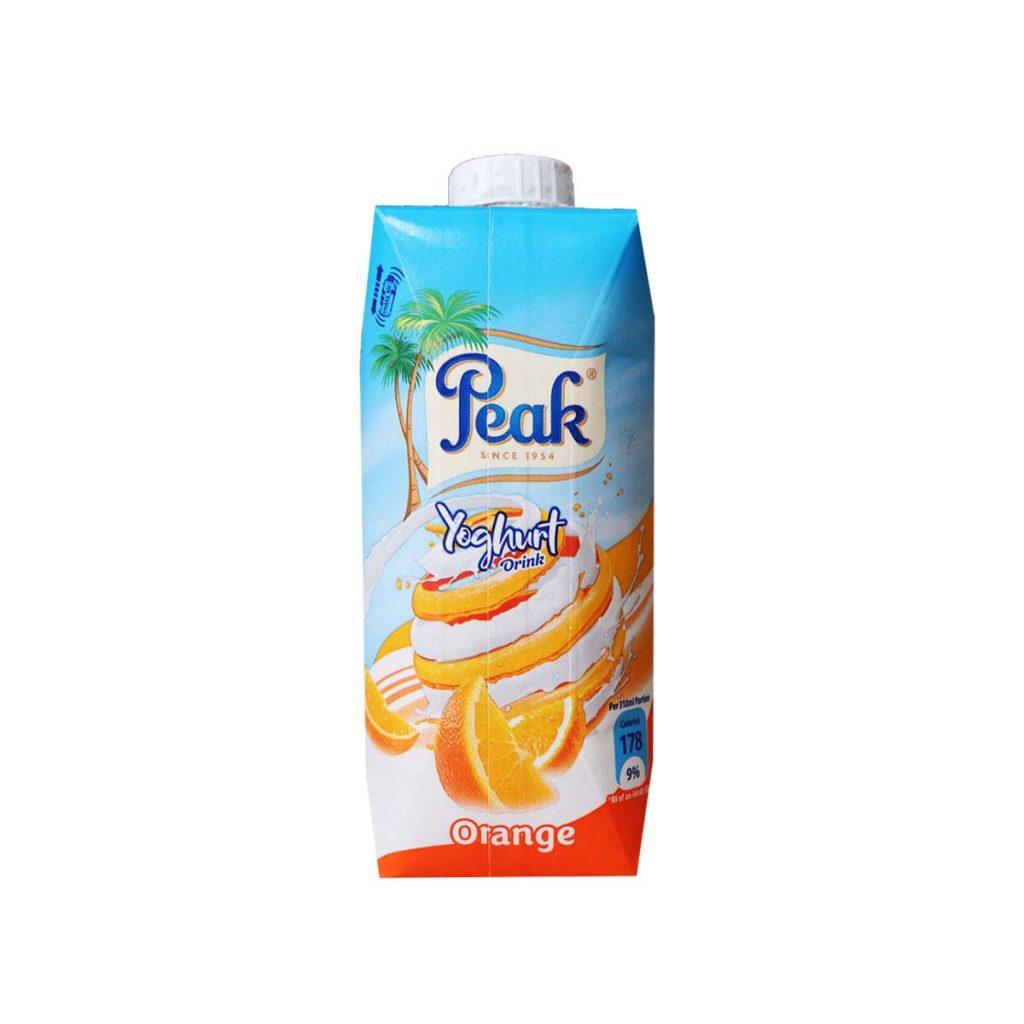 Peak Orange Yoghurt Drink 318ml