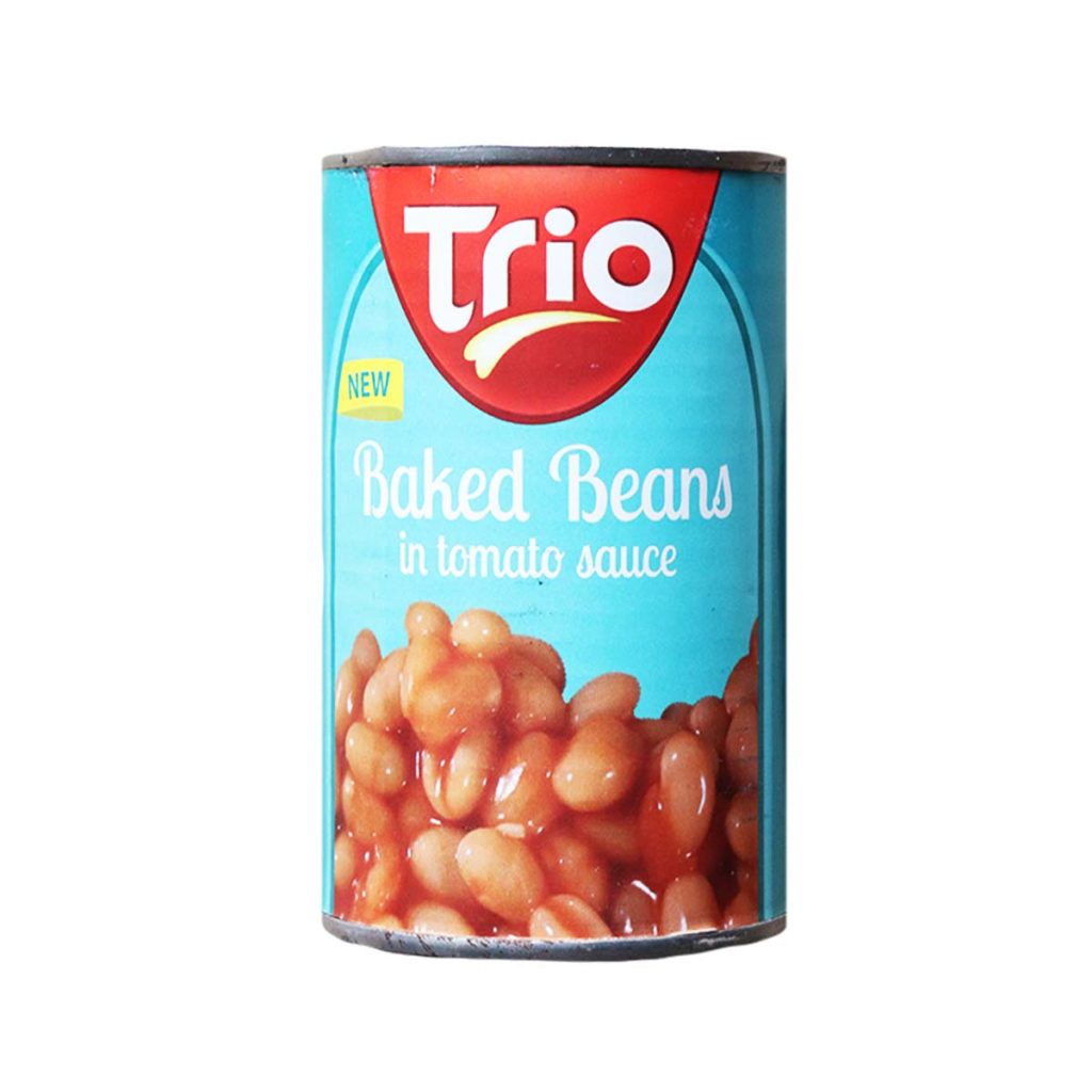 Trio Baked Beans In Tomato Sauce 400g