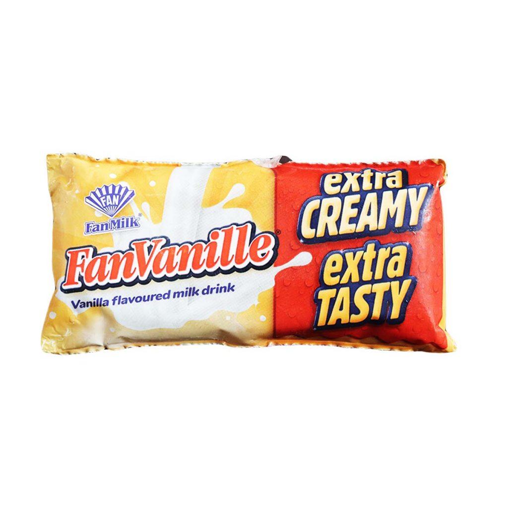 FanVanille Vanilla Flavoured Milk Drink 160ml