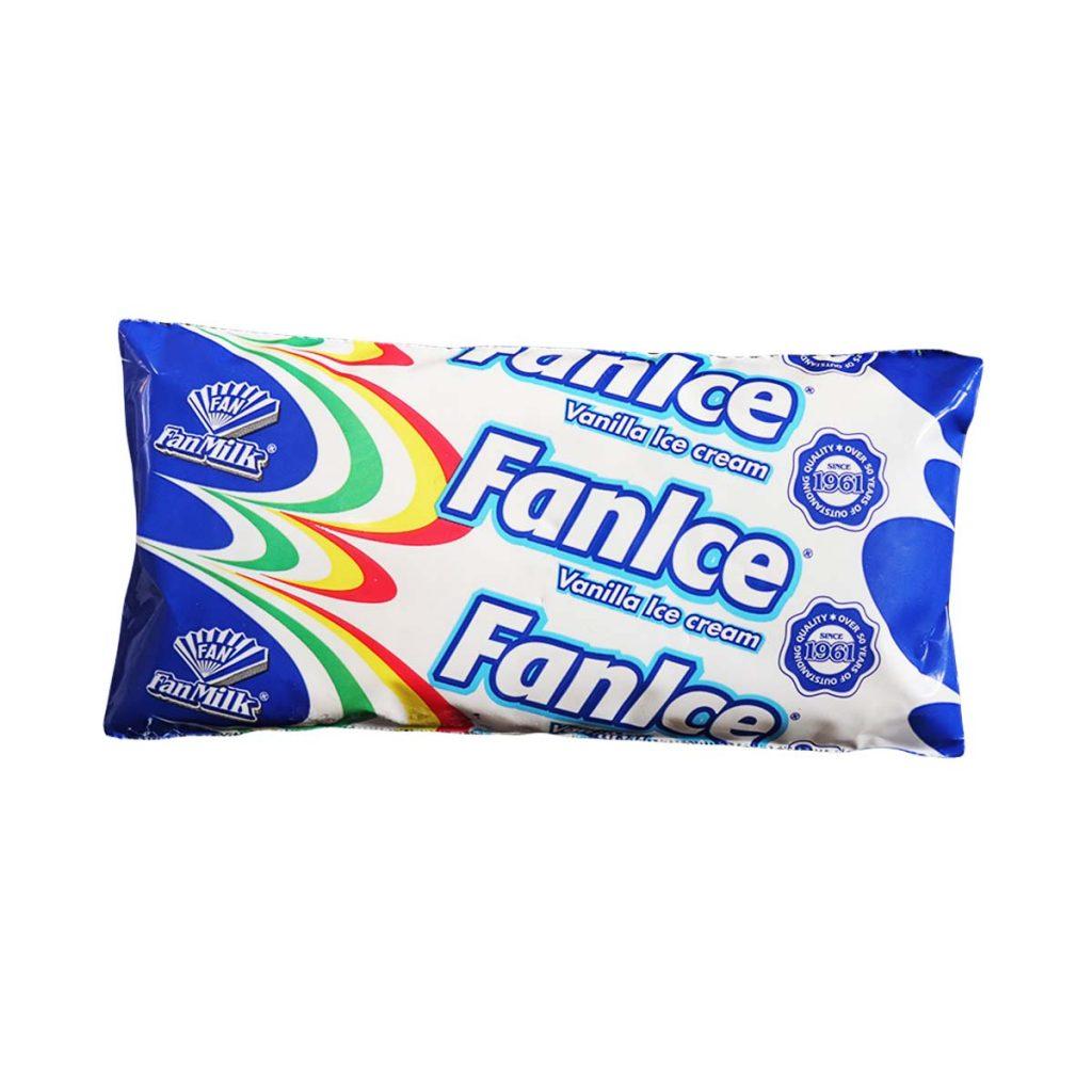 Fanice Vanilla Ice Cream 160ml