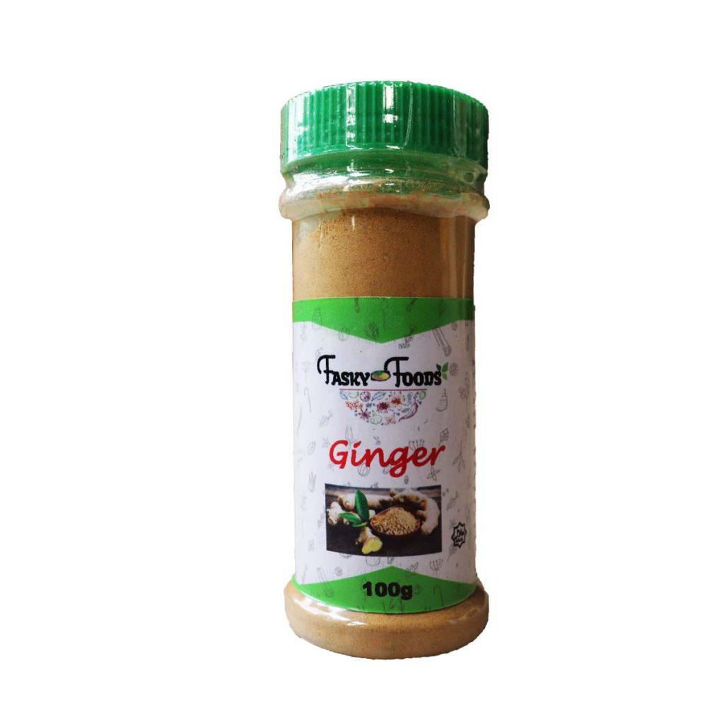 Fasky Food Ginger 100g