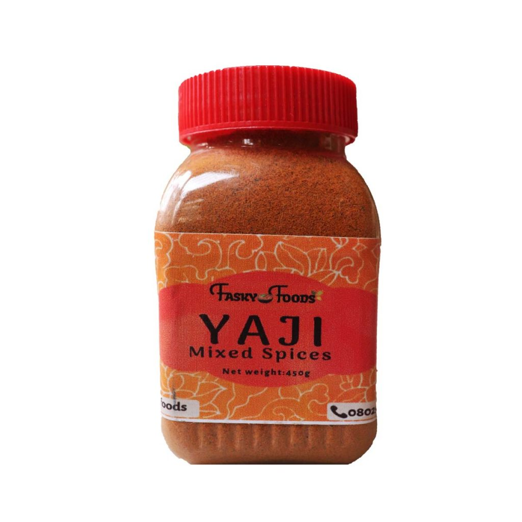 Fasky Food Yaji Mixed Spices 450g