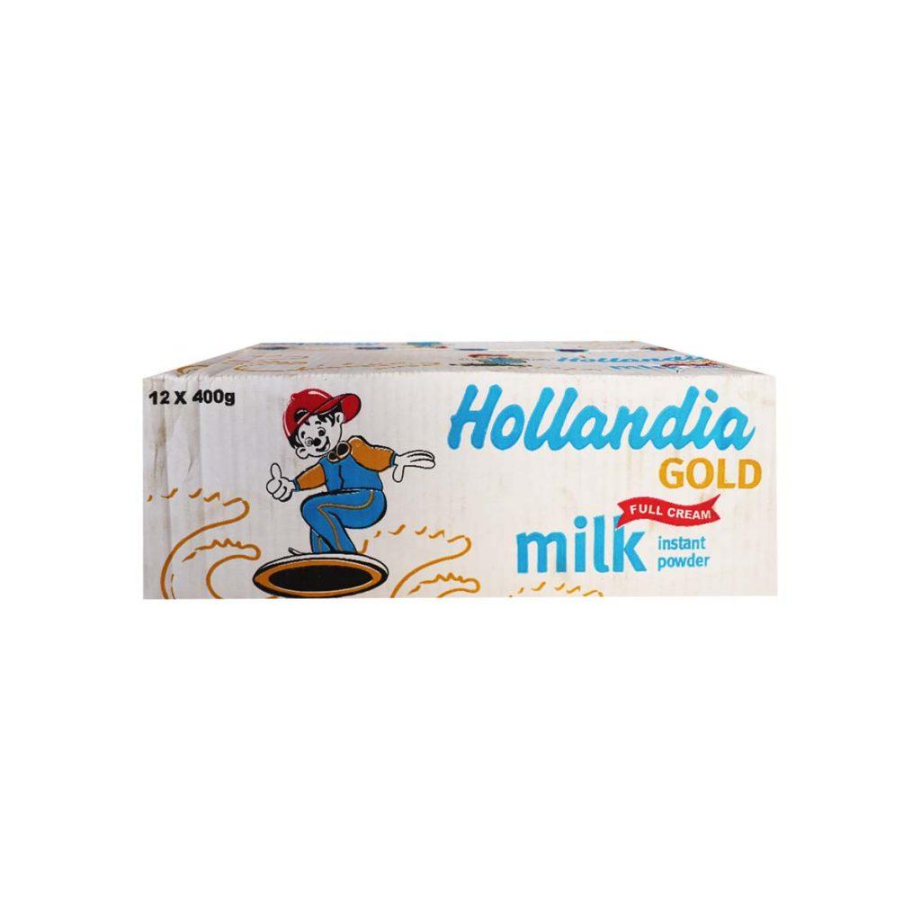 Hollandia Gold Full Cream Instant Powder Milk 400g x 12