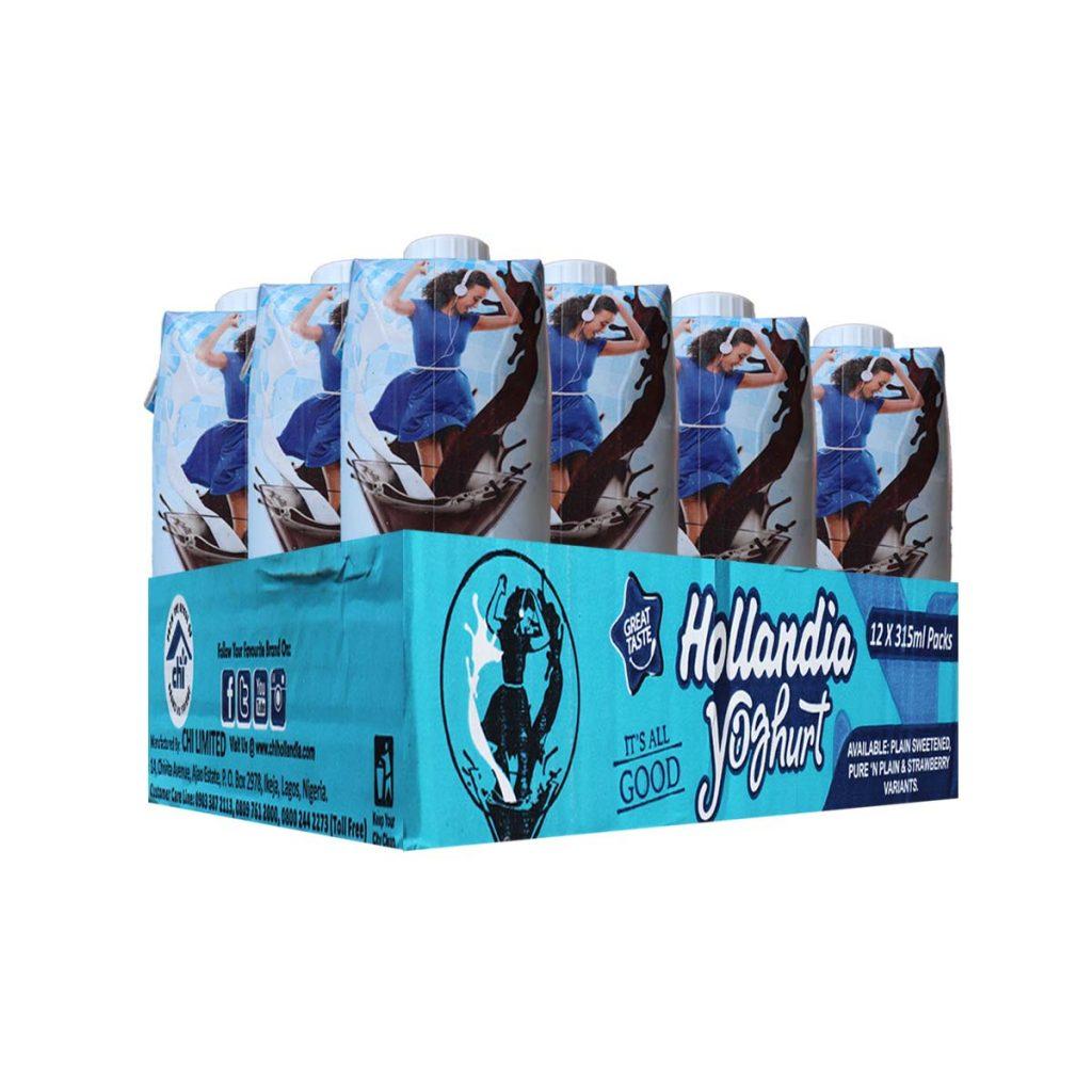 Hollandia Mixology Yoghurt 315ml x 12