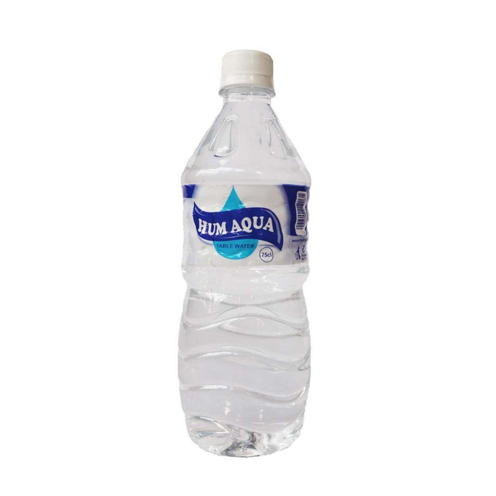 Hum Aqua Table Water 75cl