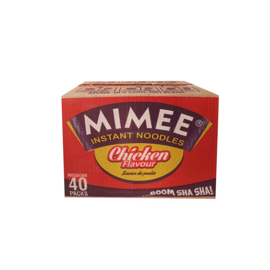 Mimee Instant Noodles Chicken Flavour 70g x 40