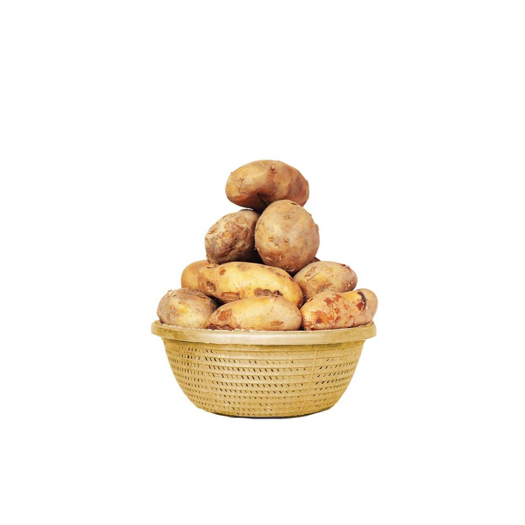Potato Irish Size 1