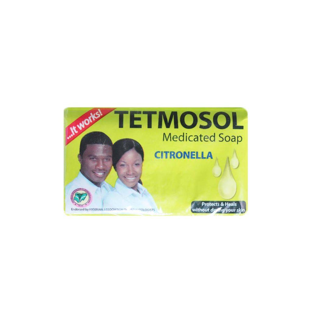 Tetmosol Citronella Medicated Soap 75g
