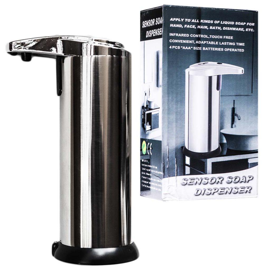 Automatic Sensor Liquid Soap & Sanitiser Dispenser