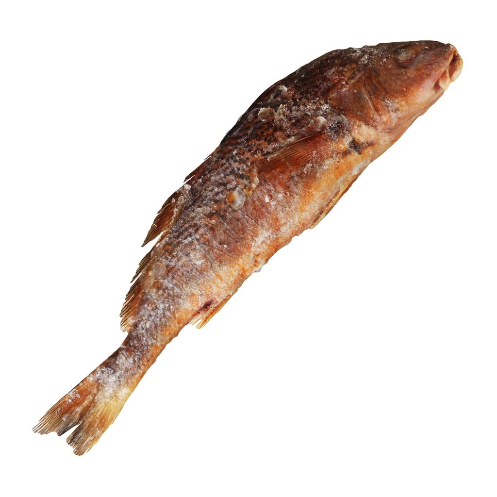 Croaker Foreign Descaled Frozen Fish 1kg