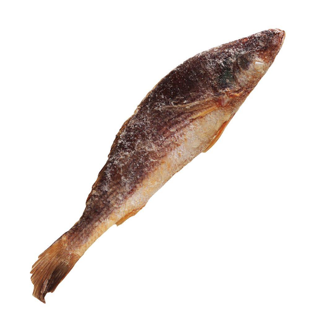 Croaker Local Descaled Frozen Fish 1kg
