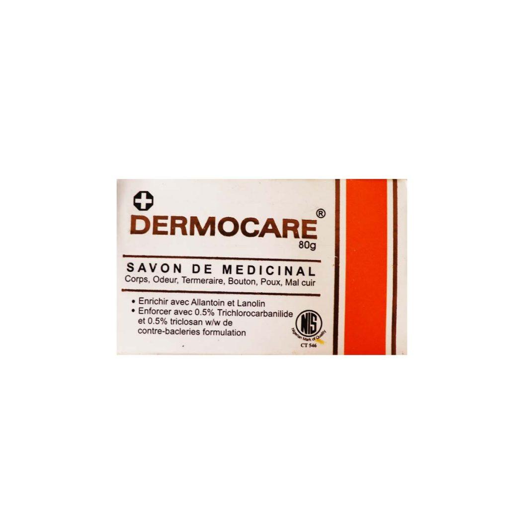 Dermocare Medicated Soap 80g