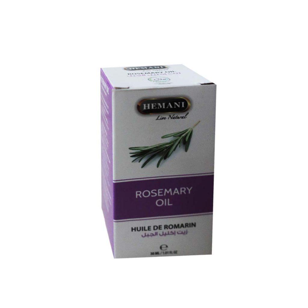 Hemani Live Natural Rosemary Oil 30ml