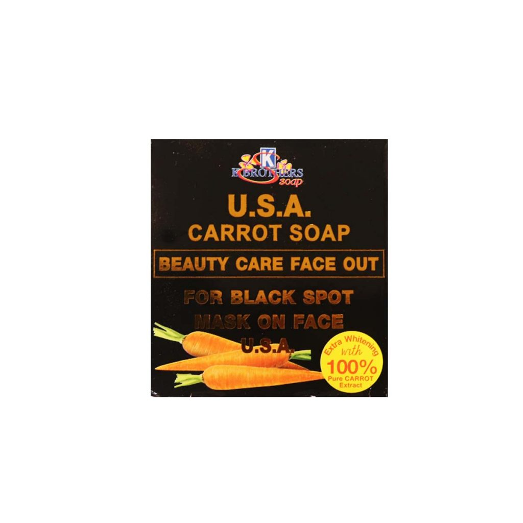 K.Brothers Carrot Soap 120g