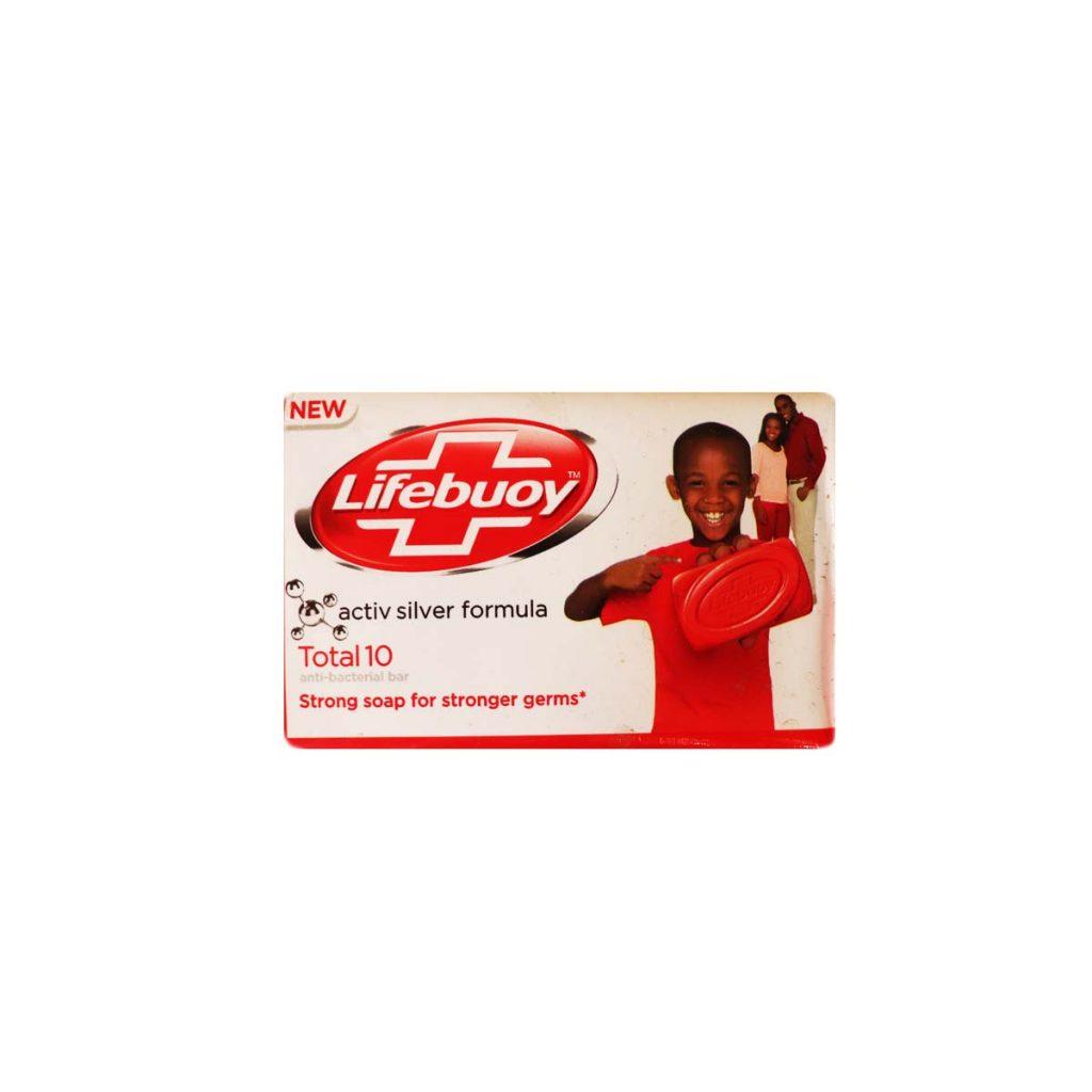 Lifebuoy Total 10 Anti-Bacterial Soap 110g