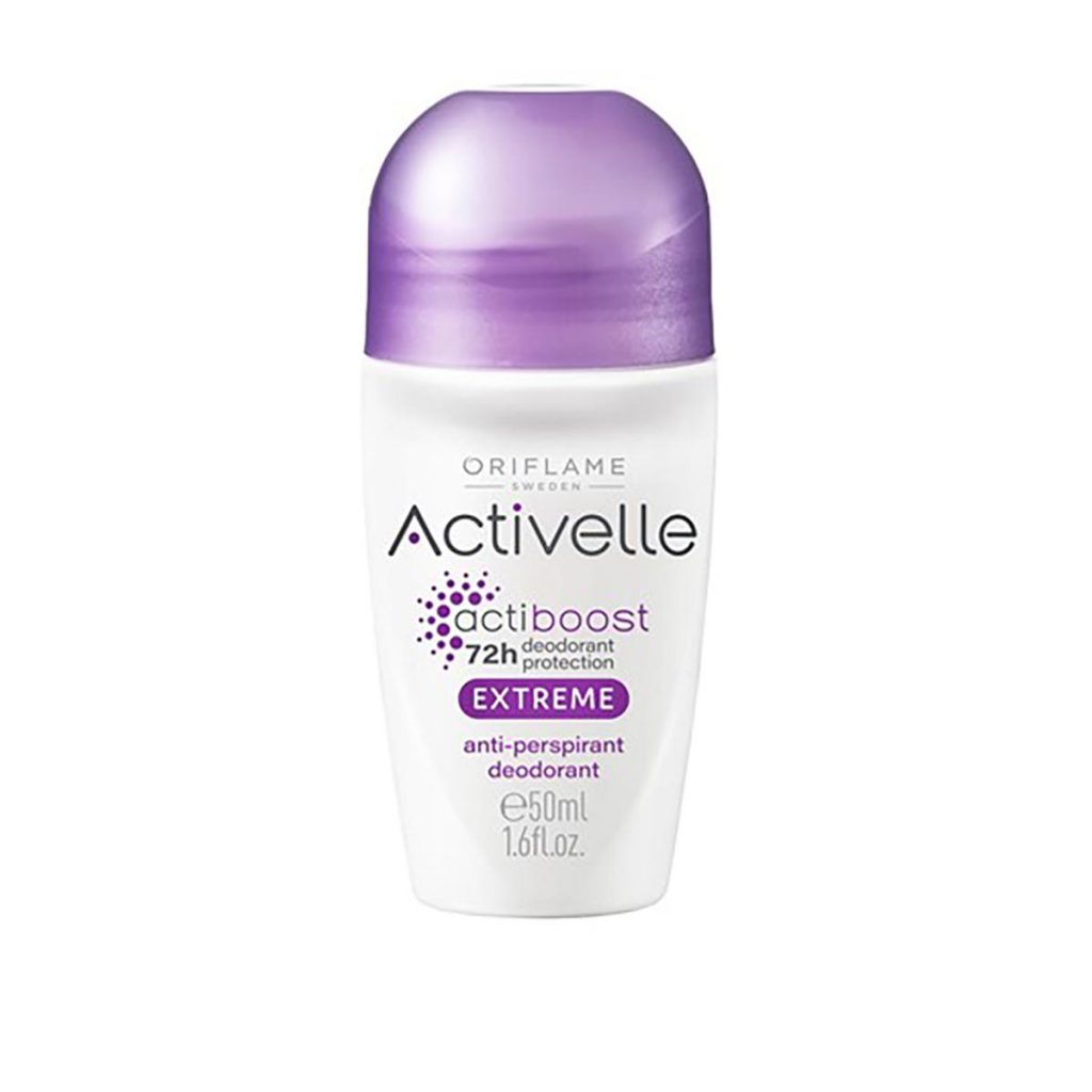 Oriflame Activelle Extreme Anti Perspirant Deodorant Roll On 50ml