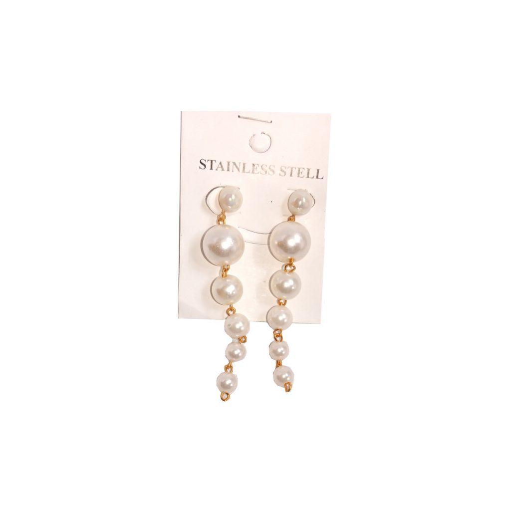 Pearl Droppings Earring