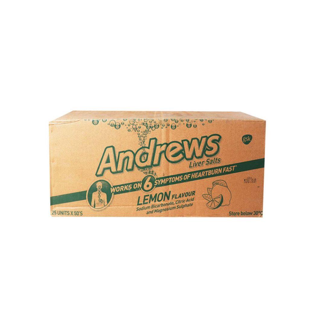 Andrews Liver Salt 5g x 50