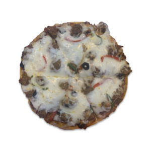 Flora Beef Special Pizza Small