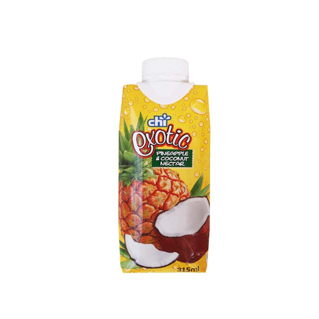 Chi Exotic Pineapple & Coconut Nectar 315ml