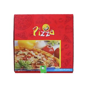 Flora Chicken Barbeque Pizza Large