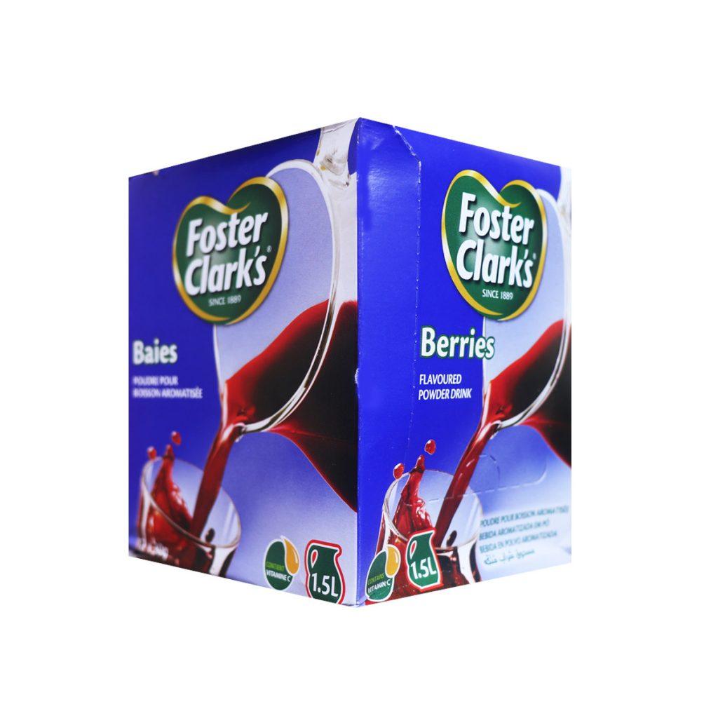 Foster Clark's Berries Flavoured Powder Drink Sachet 30g x 12