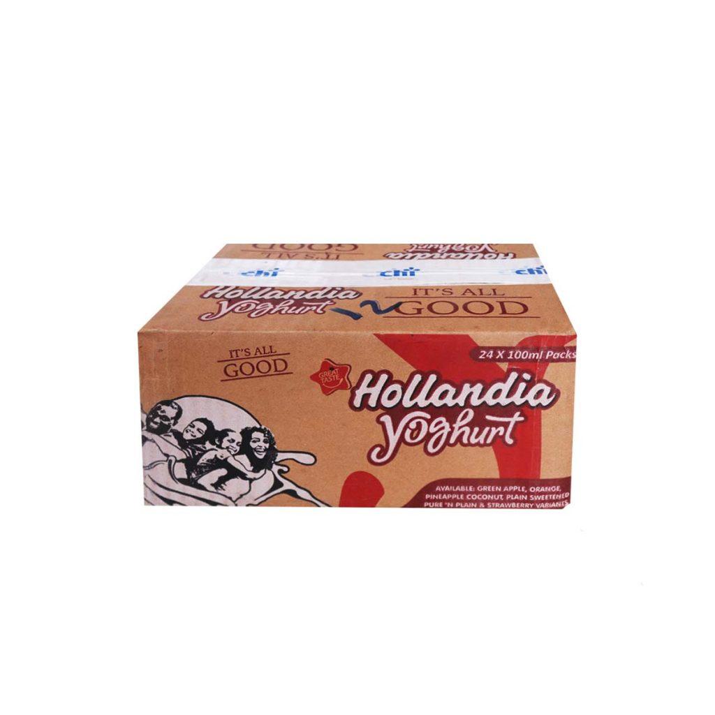 Hollandia Stawberry Yoghurt Drink 100ml x 24