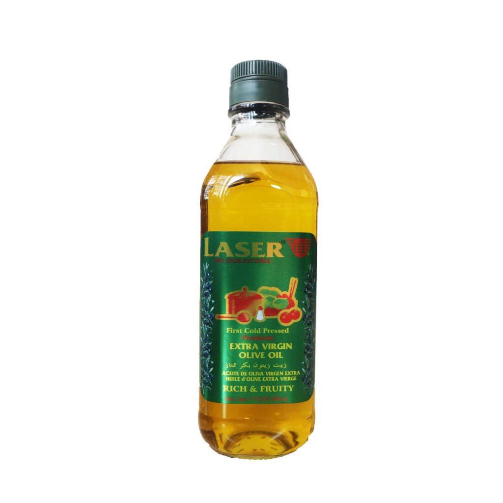 Laser Extra Virgin Olive Oil 500ml