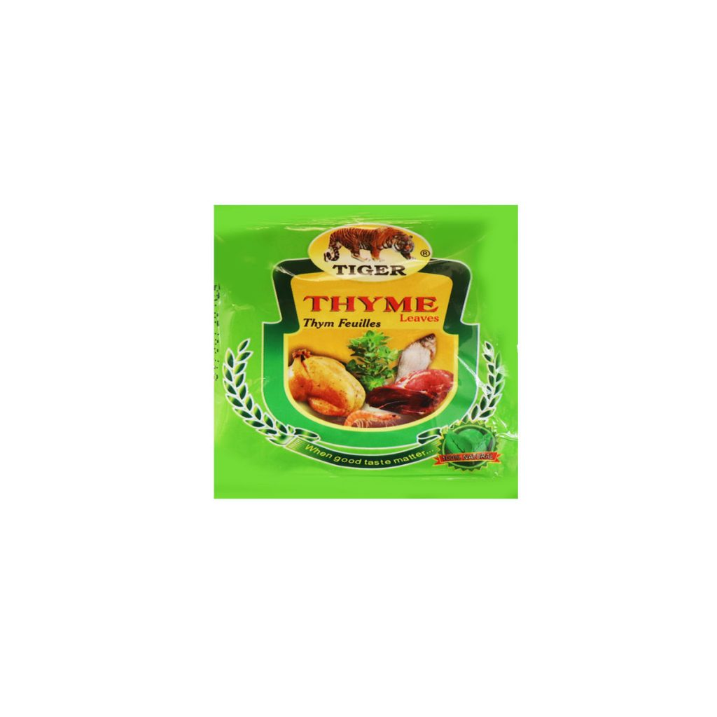 Tiger Dried Thyme Sachets 5g
