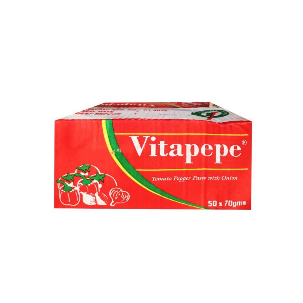 Vitapepe 70g x 50