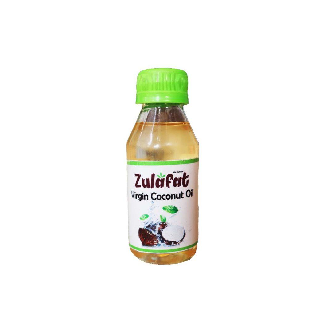 Zulafat Virgin Coconut Oil 100ml