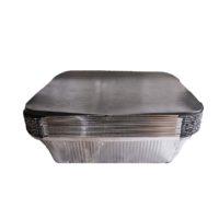 Aluminium Foil Rectangular Pan 1200ml x 12