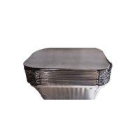 Aluminium Foil Rectangular Pan 360ml X 12