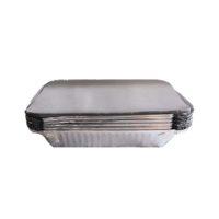 Aluminium Foil Rectangular Pan 750ml x 12