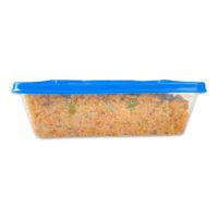 Jollof Rice With Goat Meat